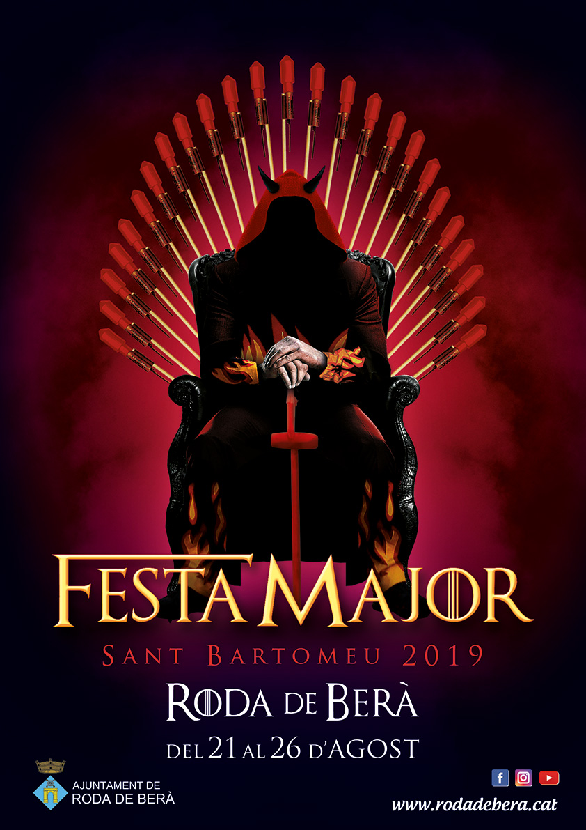 Festa Major de Sant Bartomeu 2019