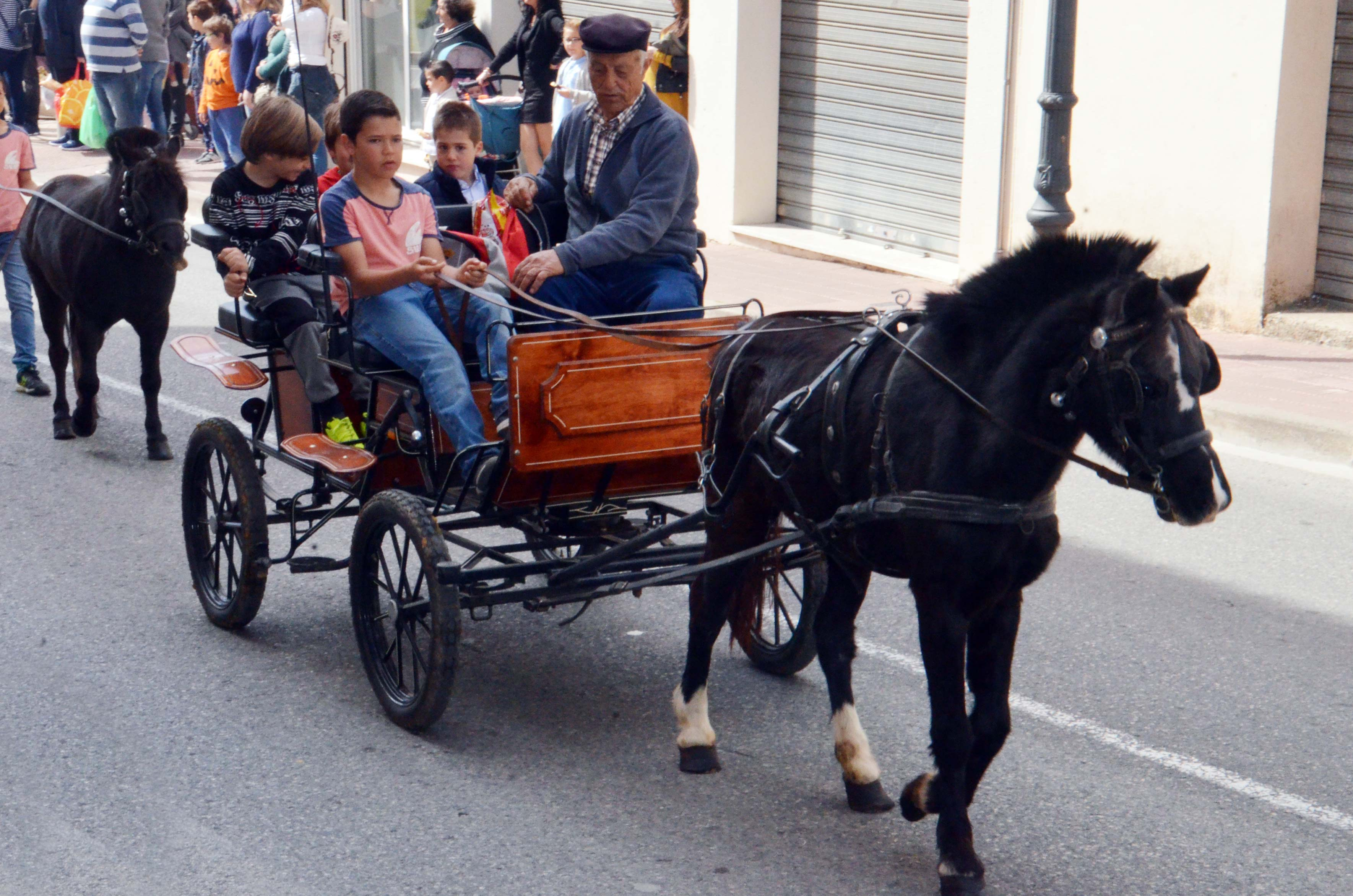 Tres Tombs 2019